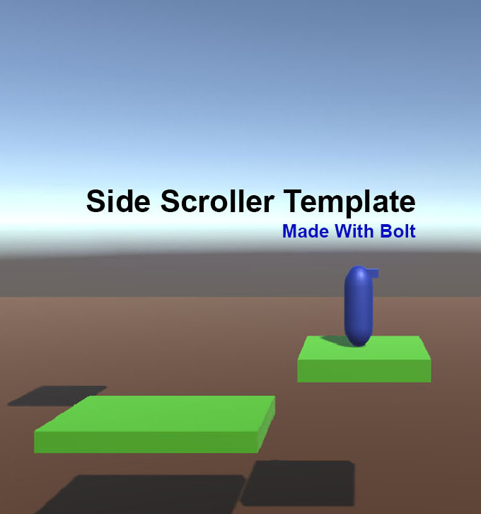 Side Scroller Template
